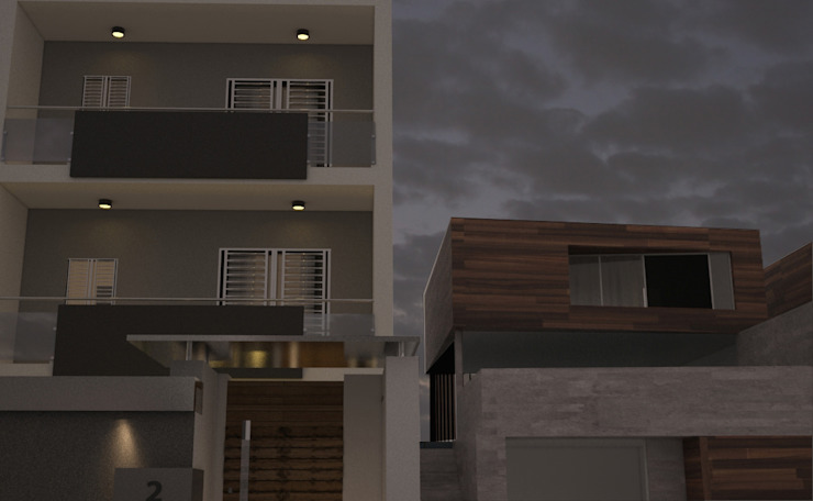 diparmaespositoarchitetti Minimalist houses