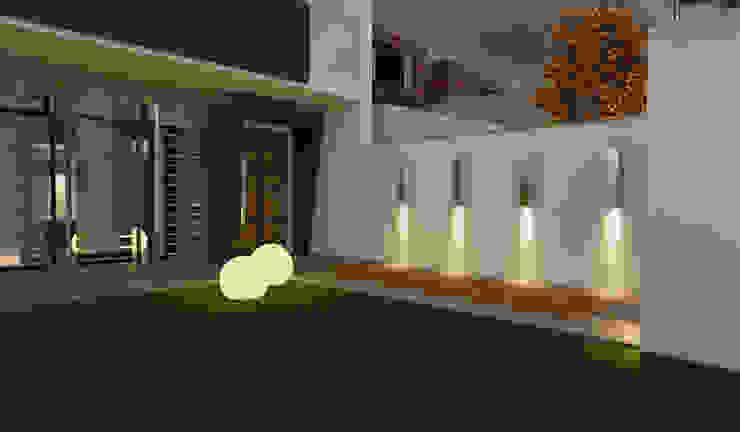 diparmaespositoarchitetti Minimalist style garden
