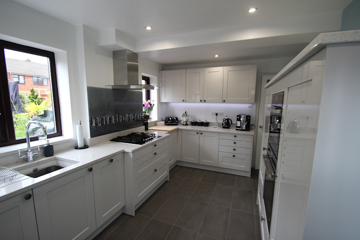 What a difference a kitchen makes por AD3 Design Limited