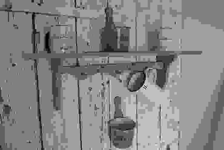 Landhaus Küchen von homify Landhaus Holz Holznachbildung