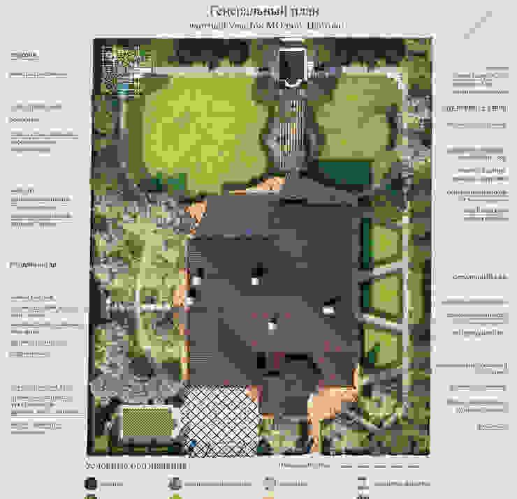 Jardines mediterráneos de Руслан Михайлов rmgarden Mediterráneo