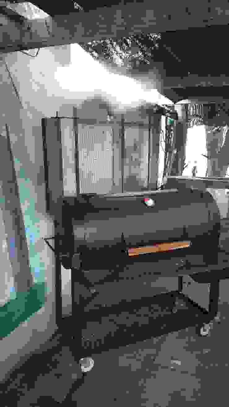 Grande ahumadora para la casa de Smoke King Ahumadoras