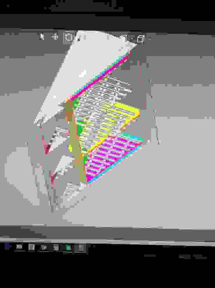 Deseño con CAD de Smoke King Ahumadoras