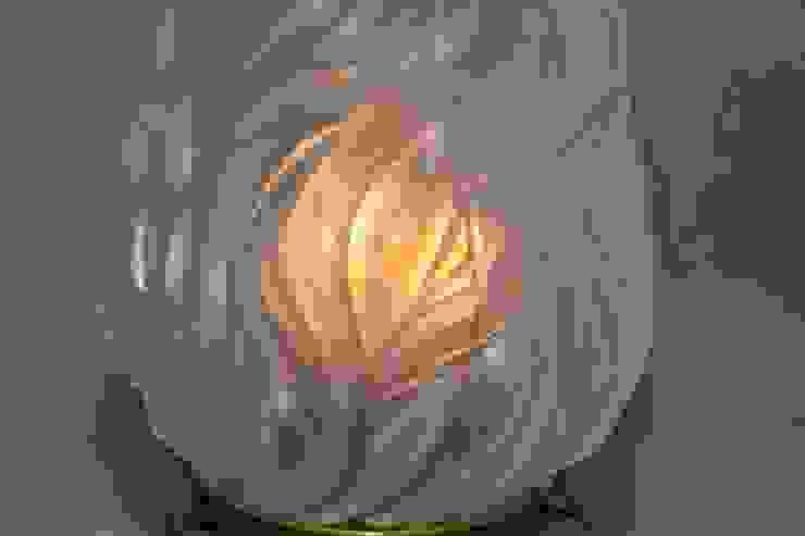 'THE EMPIRE BED WARMER' TABLE LAMP it's a light Ruang Makan Gaya Eklektik