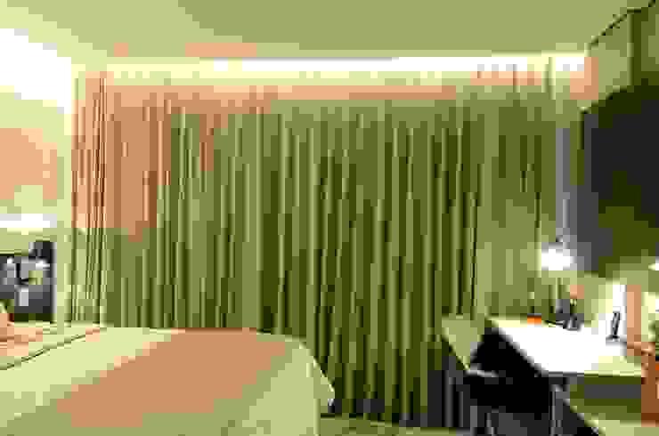 Giovana Martins Arquitetura & Interiores Modern style bedroom