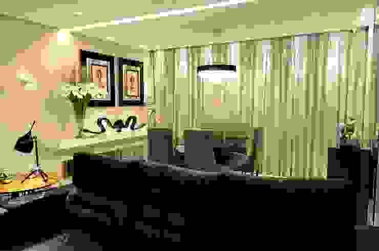 Giovana Martins Arquitetura & Interiores Modern dining room