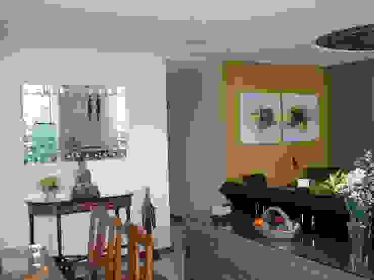 Residência Águas Claras/DF Salas de jantar ecléticas por Donakaza Eclético