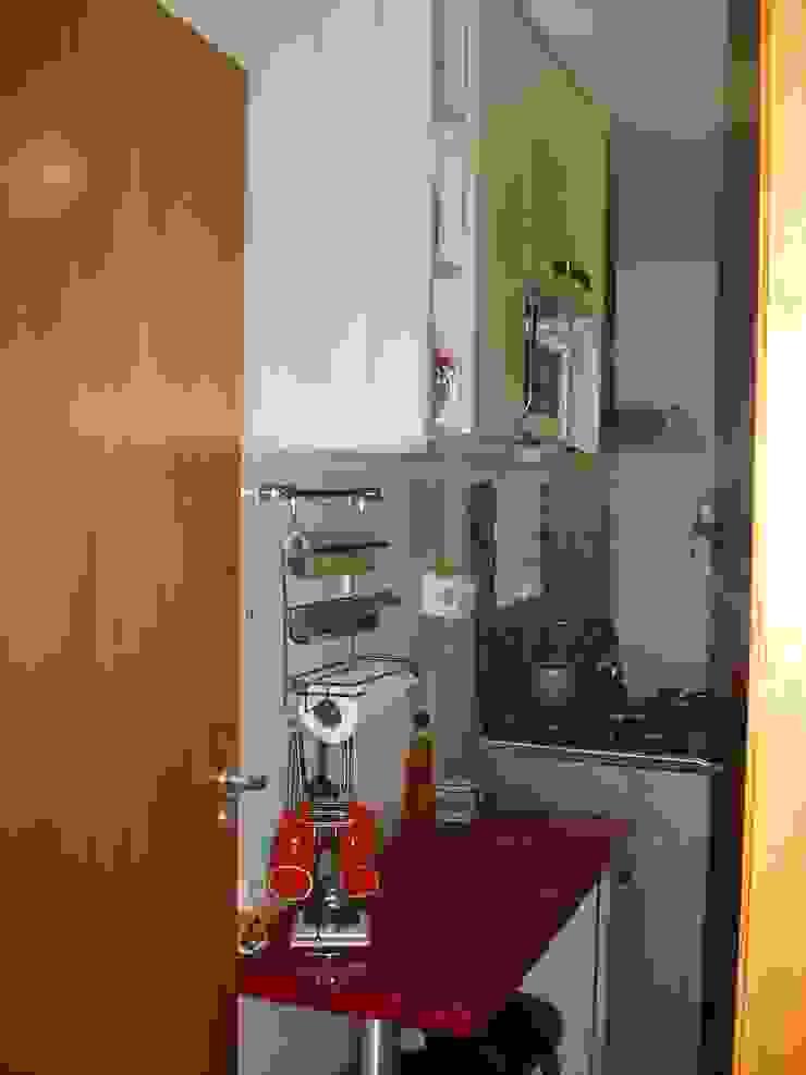 Residência Águas Claras/DF Cozinhas ecléticas por Donakaza Eclético