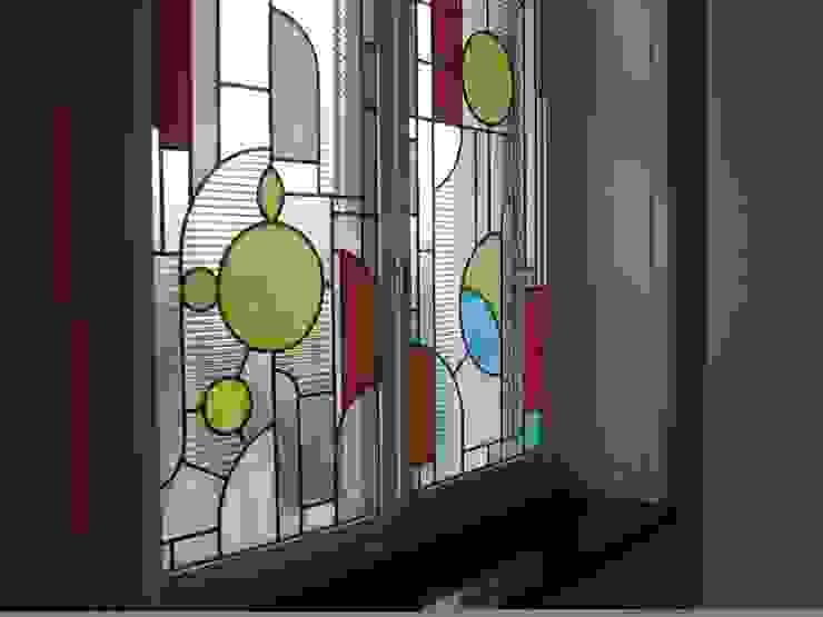 Modern windows & doors by ARCHITETTO MARIANTONIETTA CANEPA Modern
