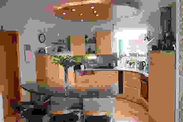 Moderne keukens van Architekturbüro Martin Raffelt Modern