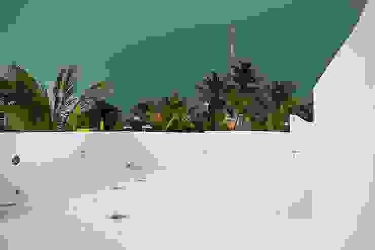 Balcones y terrazas de estilo mediterráneo de Arq Mobil Mediterráneo