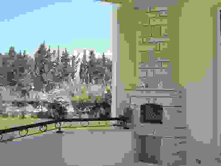 Balcones y terrazas de estilo mediterráneo de Alanya Sunlife Real Estate & Constructions Mediterráneo