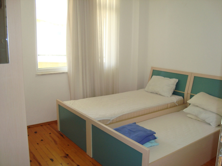 Alanya Sun Life Akdeniz Yatak Odası Alanya Sunlife Real Estate & Constructions Akdeniz