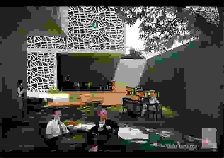 Modern Terrace by Arq Mobil Modern