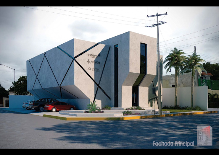 Moderne huizen van Arq Mobil Modern
