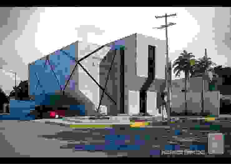 Modern Houses by Arq Mobil Modern