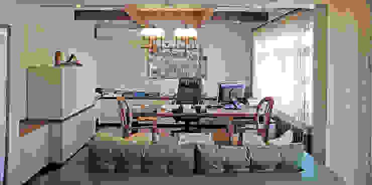 Moderne kantoorgebouwen van Bilgece Tasarım Modern
