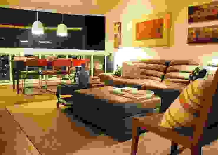Modern living room by GABRIEL HERING Modern