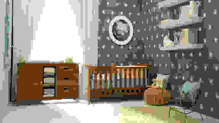 غرفة الاطفال تنفيذ CONTRASTE INTERIOR, كلاسيكي أبلكاش