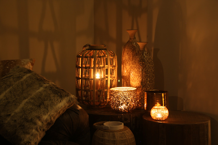 Living room by Saffrane