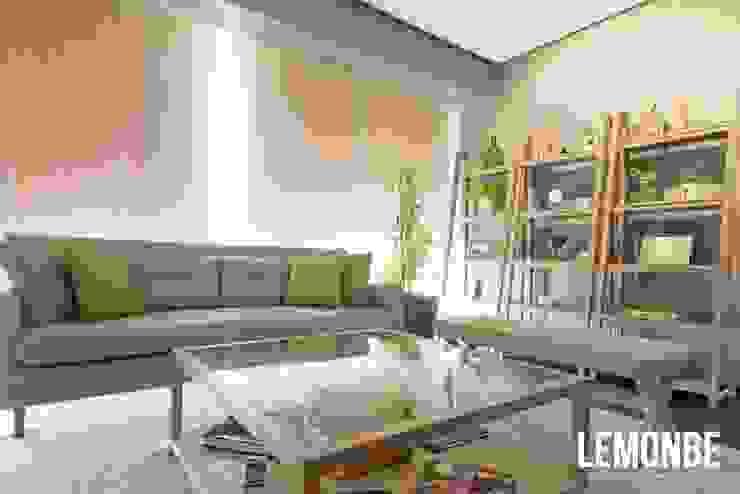 Modern Living Room by LEMONBE Modern