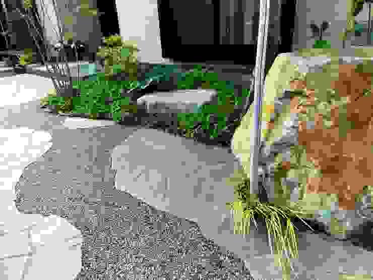 流れるような・・・ オリジナルな 庭 の 木村博明 株式会社木村グリーンガーデナー オリジナル