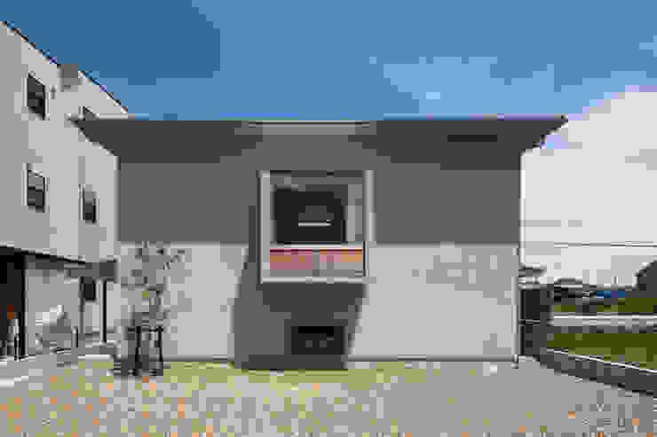 吉田夏雄建築設計事務所의  주택,