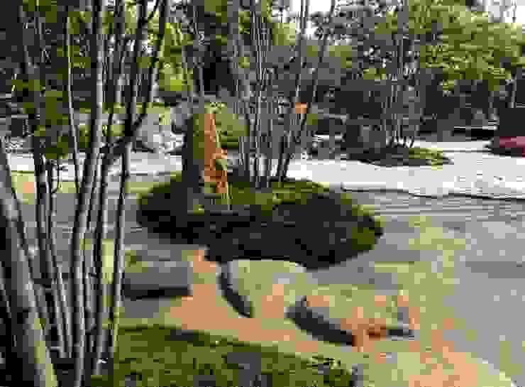 創作灯篭 オリジナルな 庭 の 木村博明 株式会社木村グリーンガーデナー オリジナル