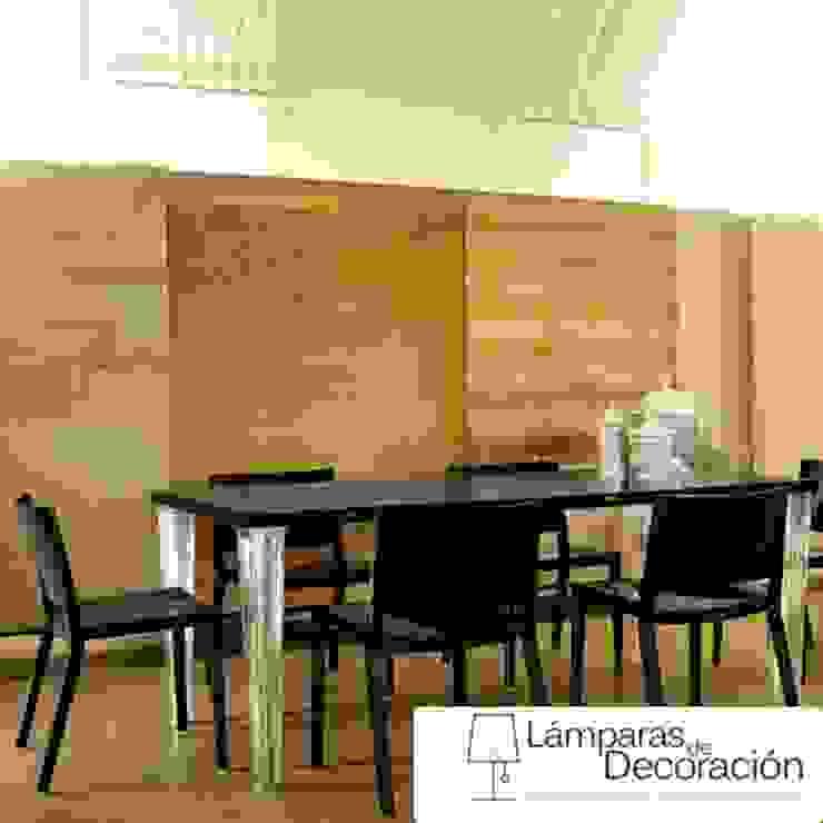 LÁMPARAS DE DECORACIÓN Modern dining room
