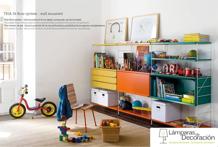 LÁMPARAS DE DECORACIÓN Modern nursery/kids room