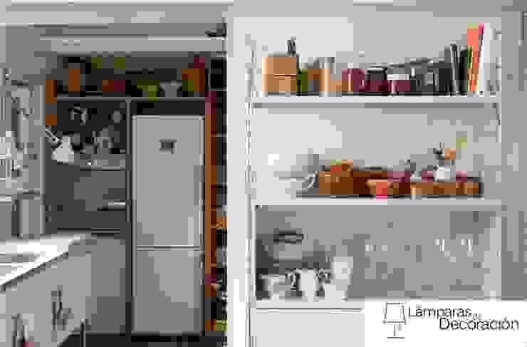 LÁMPARAS DE DECORACIÓN Minimalist kitchen