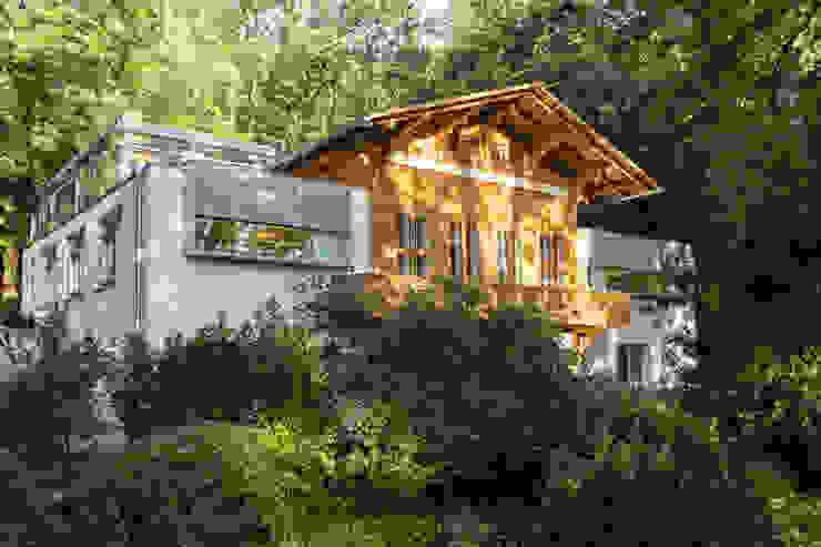 Schweizerhaus Moderne Häuser von Architektin DI Ulrike Wallnöfer Modern