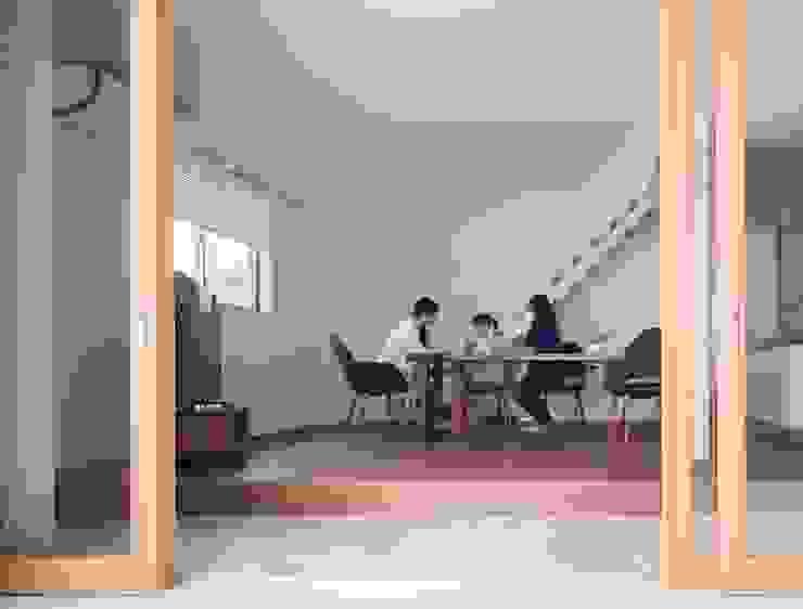 一級建築士事務所 本間義章建築設計事務所 Living room