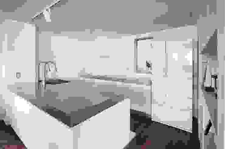 一級建築士事務所 本間義章建築設計事務所 Modern style kitchen