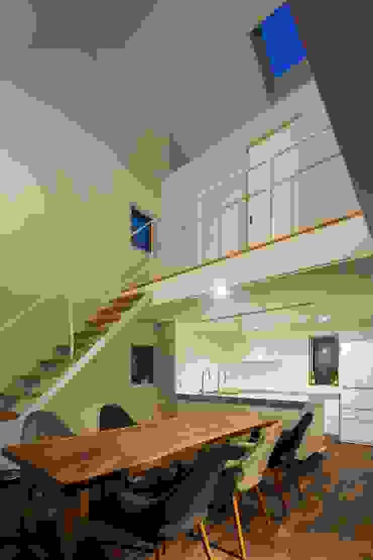 一級建築士事務所 本間義章建築設計事務所 Modern dining room