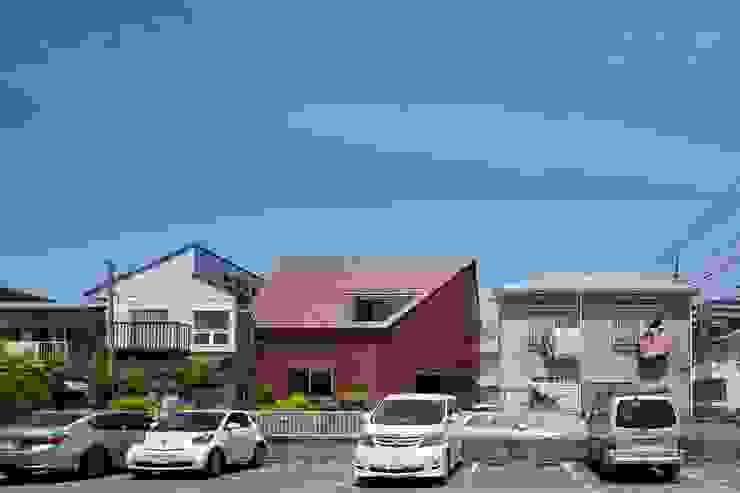 一級建築士事務所 本間義章建築設計事務所 Modern houses