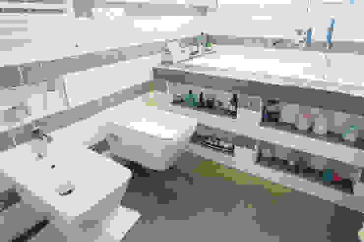 Modern bathroom by CA'MI design Modern