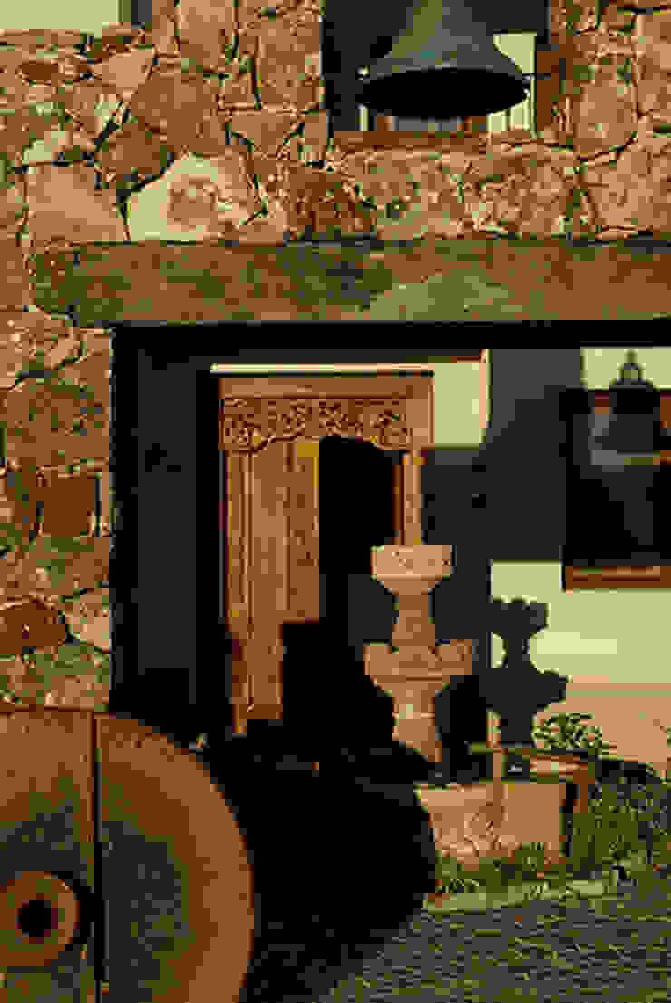 Casas estilo moderno: ideas, arquitectura e imágenes de JUNOR ARQUITECTOS Moderno