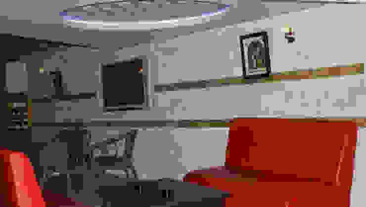 İç Mekan Eskitmeleri Modern Duvar & Zemin Afşaroglu Modern