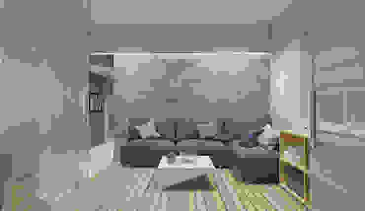 Spa minimaliste par Архитектурная мастерская 'SOWA' Minimaliste