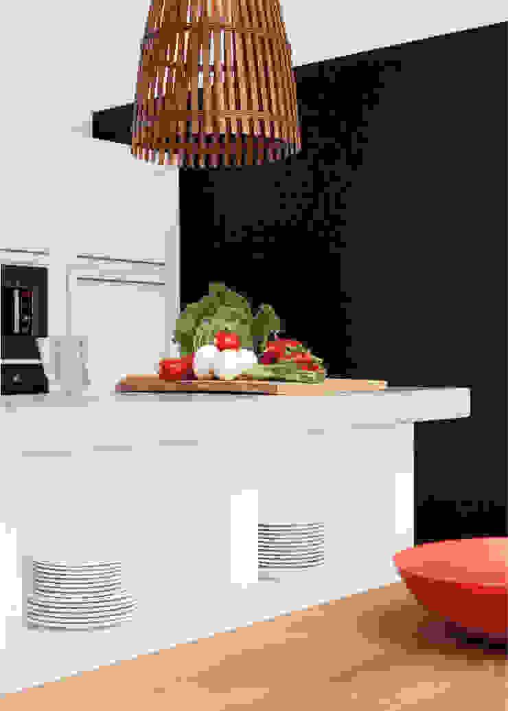Cocinas de estilo rústico de LAVRADIO DESIGN Rústico