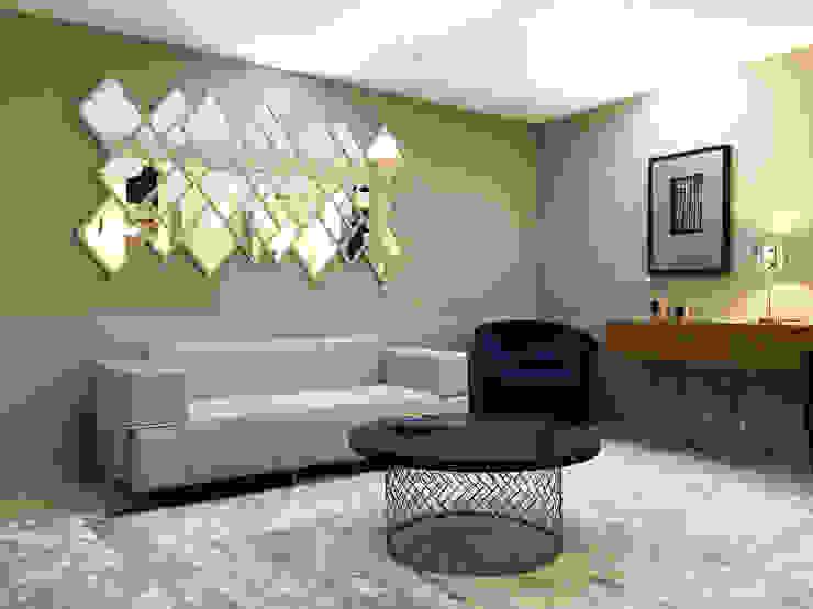 Boutique Interiores Sedi per eventi moderne Blu