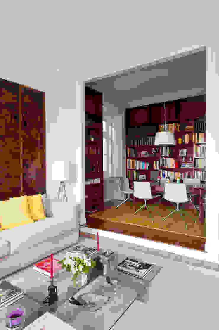 Sala e Casa de Jantar Salas de estar modernas por LAVRADIO DESIGN Moderno