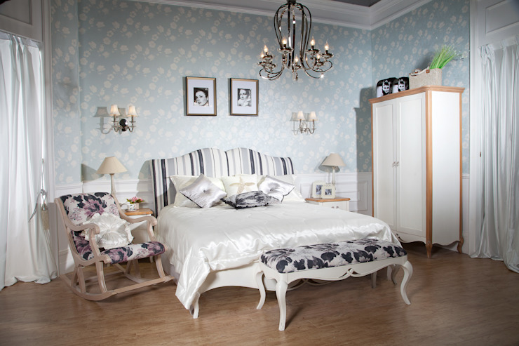 Classic style bedroom by Neopolis Casa Classic
