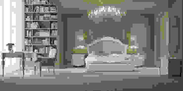 Спальня Mugali Спальня в классическом стиле от Neopolis Casa Классический