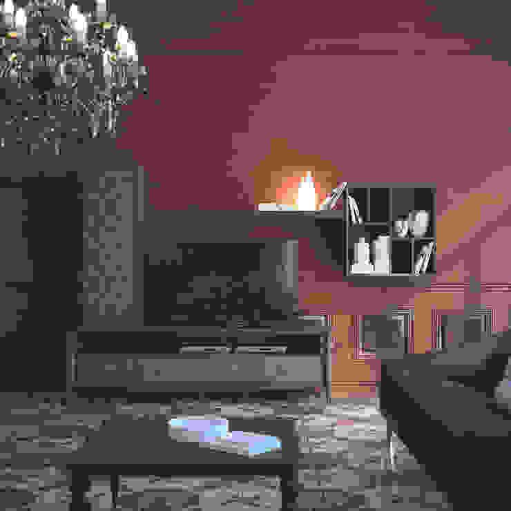 Гостиная Mugali Гостиная в классическом стиле от Neopolis Casa Классический