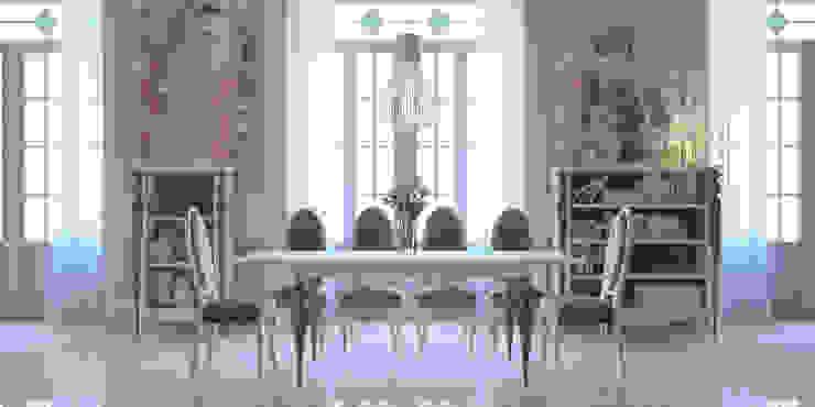 Comedores de estilo clásico de Neopolis Casa Clásico