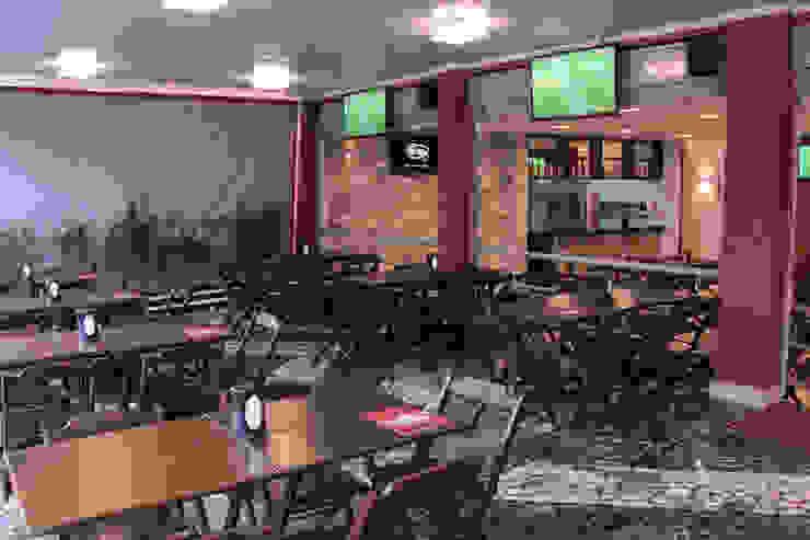 Bar & Klub Modern Oleh Donakaza Modern
