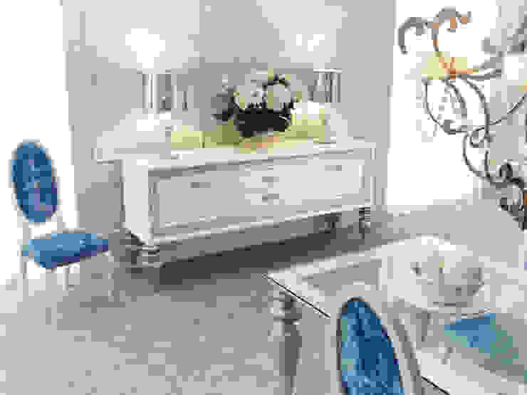 Столовая Mugali Столовая комната в классическом стиле от Neopolis Casa Классический