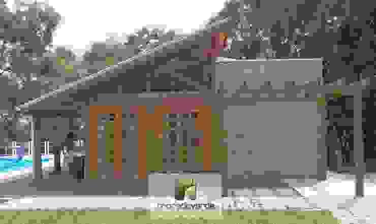 Nhà by Moradaverde Arquitetura